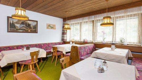 Haus Gerold Frühstückszimmer