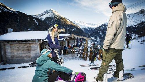 Aprés Ski in Sölden