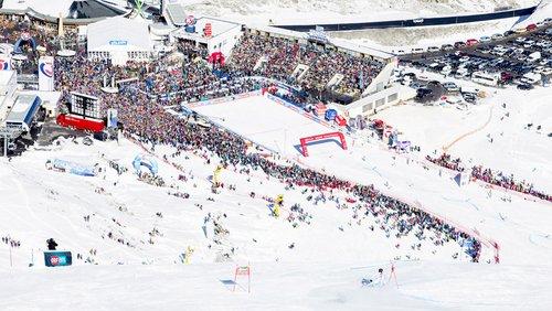 Ski Weltcup in Sölden